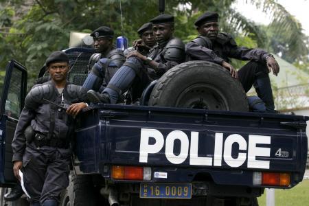 Demokratik Kongo Cumhuriyeti'nde 40 polisin başı kesildi