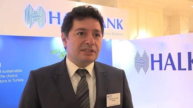 Halkbank Genel Müdür Yardımcısı tutuklandı