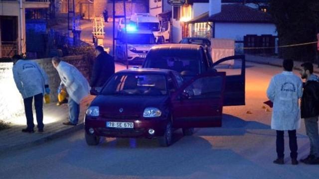 Safranbolu'da doktora silahlı infaz