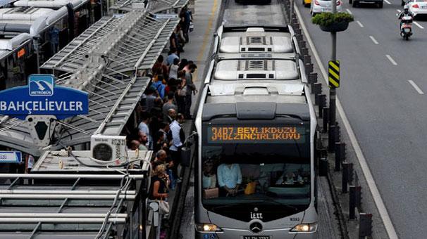 Metrobüslerde yeni uygulama: Varış noktasına kadar durmayacak