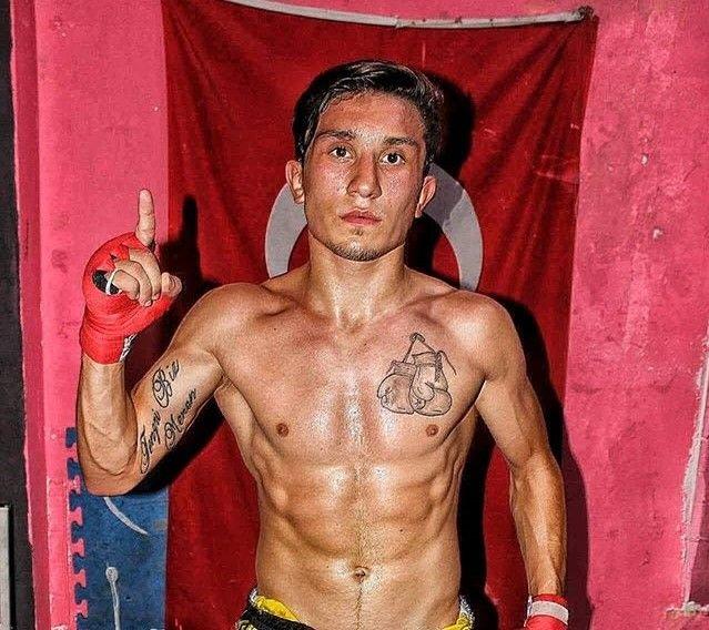 Milli kick boksçuya evinin önünde silahlı saldırı