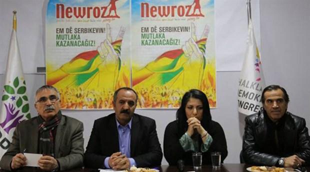 İstanbul'da izin verilmeyen Newroz için yeni program