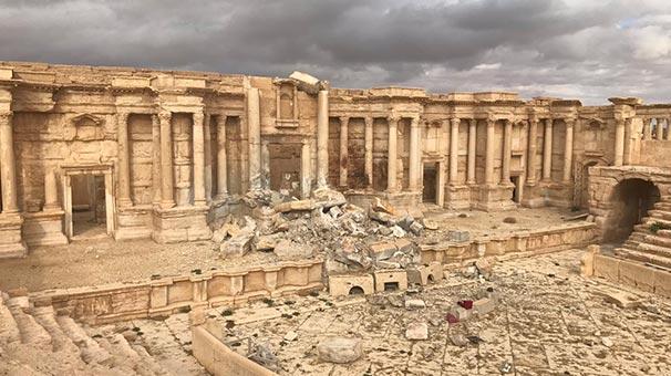 IŞİD'den temizlenen