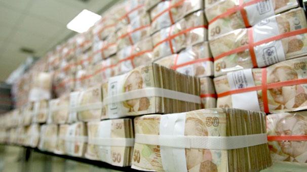 Özel sektörün döviz borcu 91 milyar TL arttı