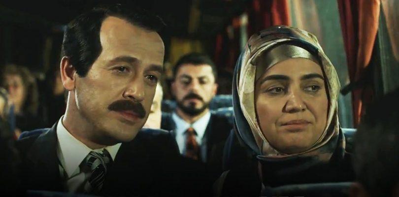 Erdoğan'ın hayatını konu alan