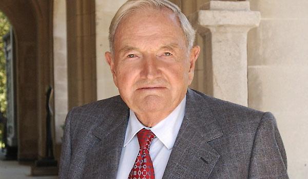 ABD'li para babası Rockefeller öldü