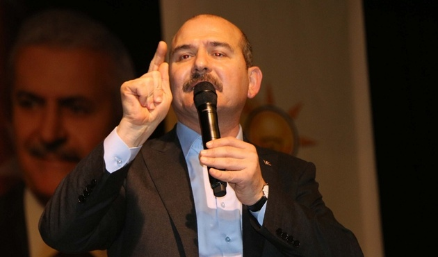 İçişleri Bakanı Soylu hakkında suç duyurusu
