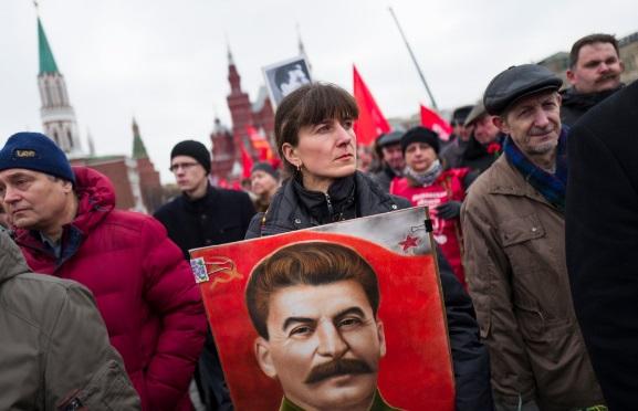 VİDEO | Stalin ölümünün 64. yıldönümünde anıldı
