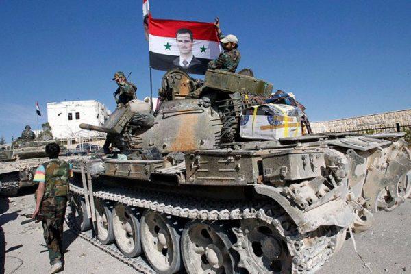 Cihatçıların Suriye'nin Hama kentine dönük saldırıları püskürtülüyor