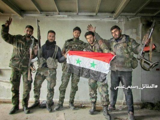 Suriye Ordusu, Şam'da El Nusracılar'ın girdikleri tüm bölgeleri geri aldığını duyurdu