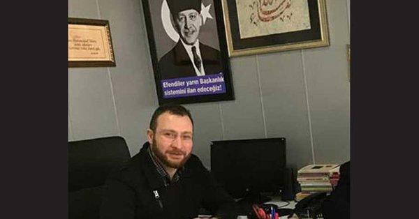 Atatürk'ün yerine Erdoğan'ın fotoğrafının yerleştirilmesine soruşturma
