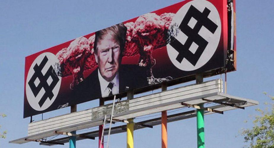 Trump'a Nazi benzetmesi