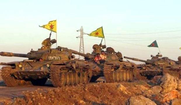Reuters: Bin 700 YPG'li Afrin'e geçiyor