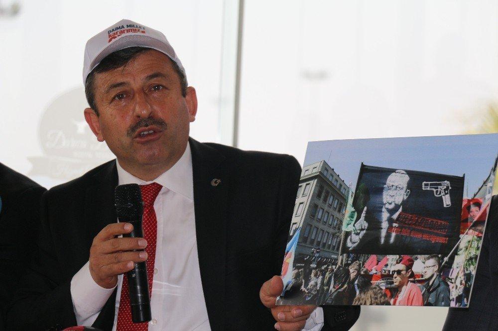 AKP'de ikinci 'Ökkeş Namlı' skandalı: Beni eleştirene kamu hizmeti vermiyorum!