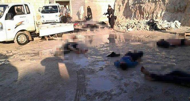 BM: İdlib'e havadan saldırıldığı henüz doğrulanmadı