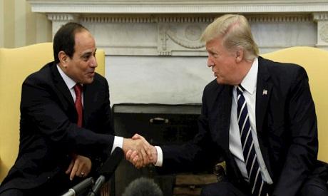 Mısır Başkanı Sisi: Trump'ı kuvvetli şekilde destekliyoruz