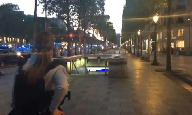 Paris'te silahlı saldırı!