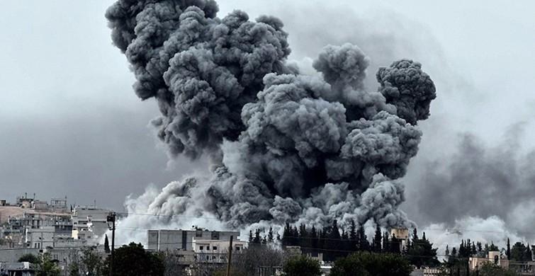 İşbirlikçi basın bunu yazacak mı? ABD uçakları Rakka'da 20 sivili öldürdü, onlarca yaralı var