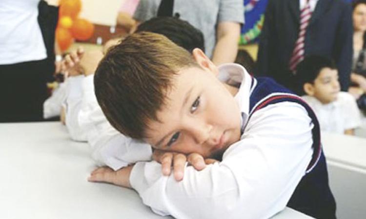 Dünyanın en mutsuz öğrencileri Türkiye'de