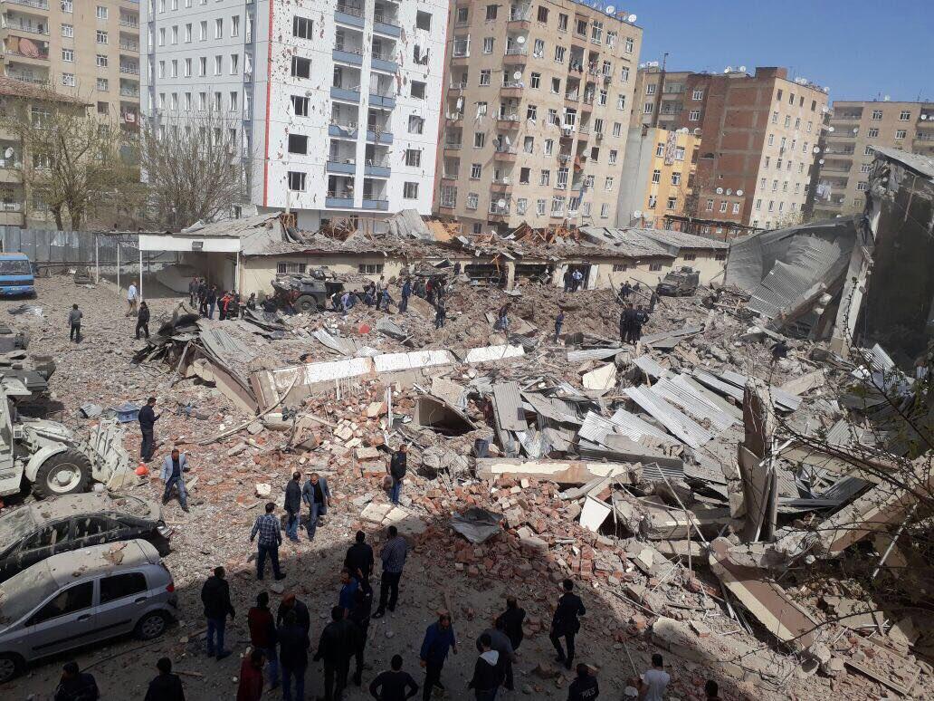 Diyarbakır'daki saldırı üstlenildi