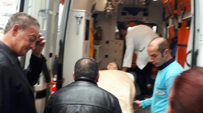 CHP'li vekilin annesi tedavi gördüğü hastaneden çıkarıldı!