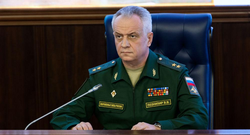 Rus korgeneral: ABD, Rusya'ya karşı gizli ve aniden saldırı düzenleyebilir