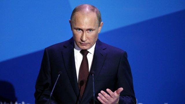 Putin'den kritik'IŞİD' açıklaması