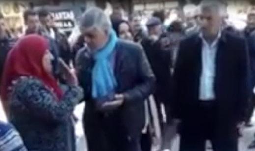 VİDEO | TRT sokakta'Evet' propagandası yapmaya kalkışınca...