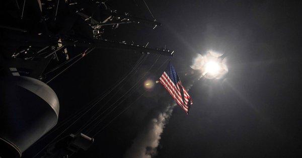 VİDEO | İşte ABD saldırganlığının görüntüleri