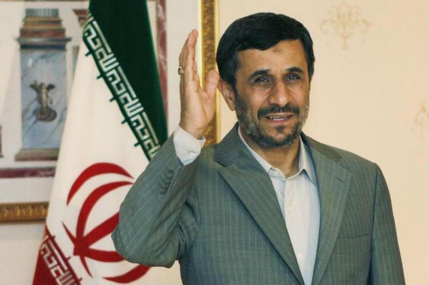 Ahmedinejad yeniden aday oldu