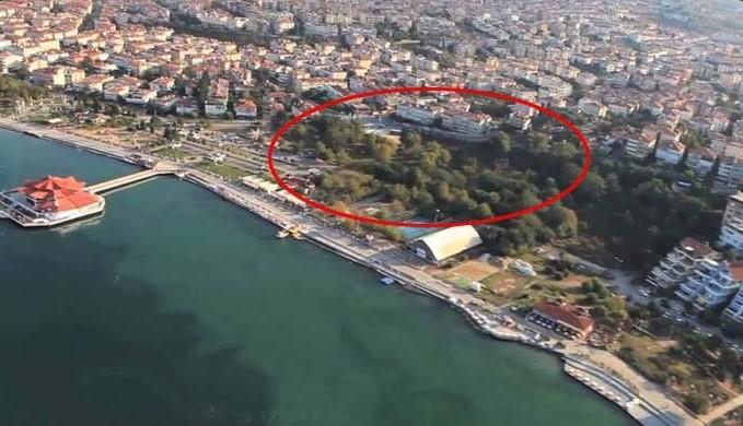 CHP'li belediye Albatros Parkı'nı sattı!