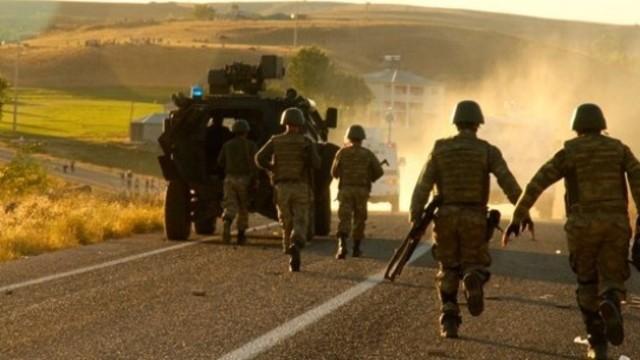 Erzurum'da çatışma: Yaralı askerler var