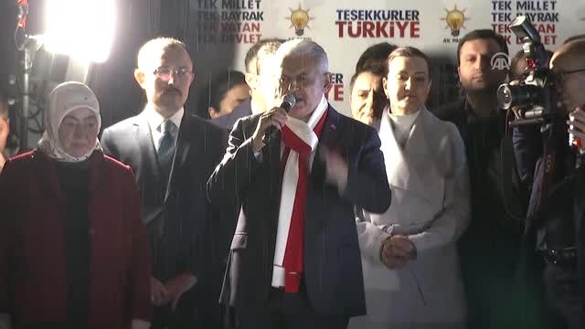 Selvi sonuçlardan sonraki AKP'yi yazdı: Binali Yıldırım teselli etmeye çalışmış