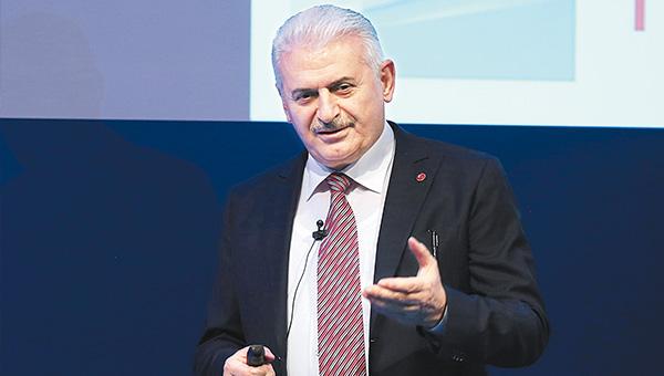 Binali Yıldırım 'helallik' istedi