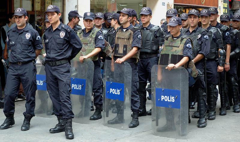 Gaziantep'te yeni toplantı ve gösteri yürüyüşleri yasakları