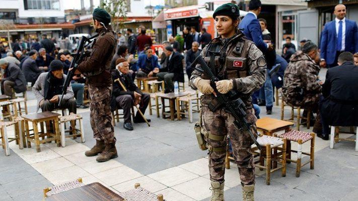Erdoğan ve Yıldırım'ın Diyarbakır mitingi için devasa önlemler