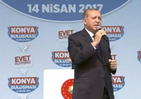 Erdoğan'dan CHP'li vekile tehdit: Enseni patlatırlar!