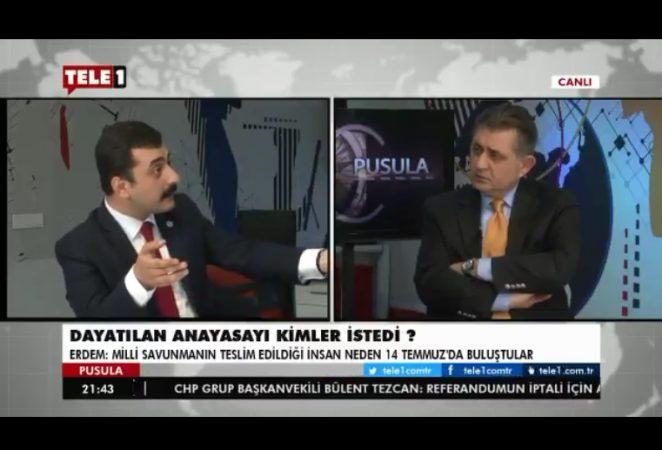 VİDEO | Önemli iddia: 14 Temmuz günü Adil Öksüz ile hangi bakan görüştü?