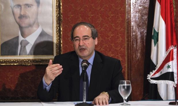 Suriye, Ankara'nın gizli toplantı talebinde bulunduğunu açıkladı