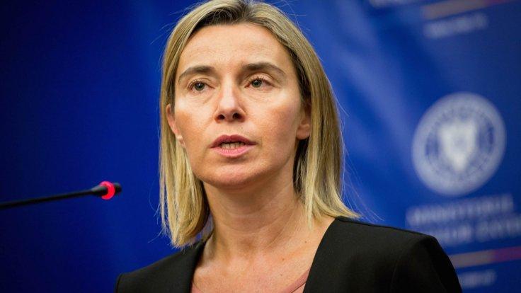 AB Dış İlişkiler Yüksek Temsilcisi: Referandum sonuçlarını tanıyoruz