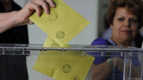 YSK'nın verdiği rakamlara göre yurt dışında şu ana kadar oy verme oranları düşük