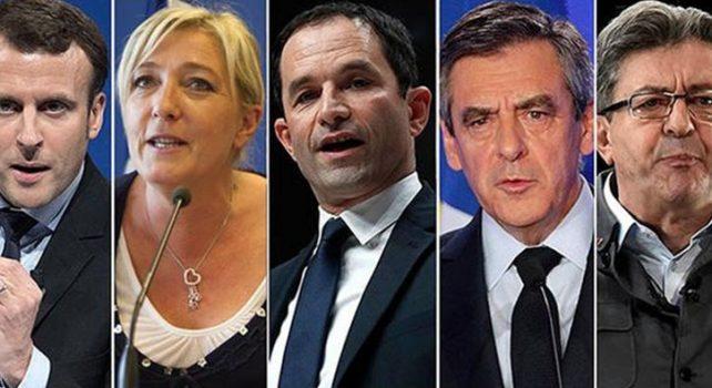 Fransa, Cumhurbaşkanlığı seçimi için sandık başında