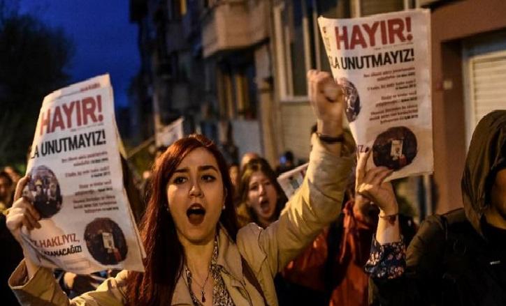 Savcılık kararı: 'Hırsız AKP, işbirlikçi YSK' demek suç değil