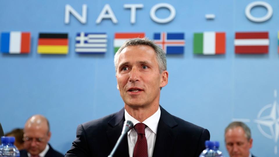 NATO Şefi Stoltenberg'den açıklama
