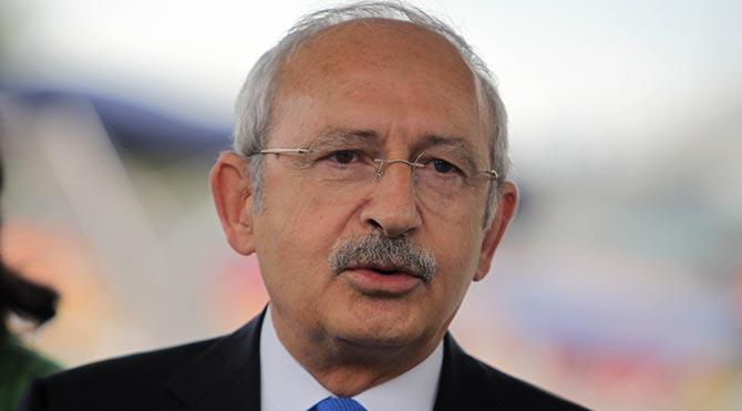 Kılıçdaroğu'ndan AKP'nin yayın organına taziye