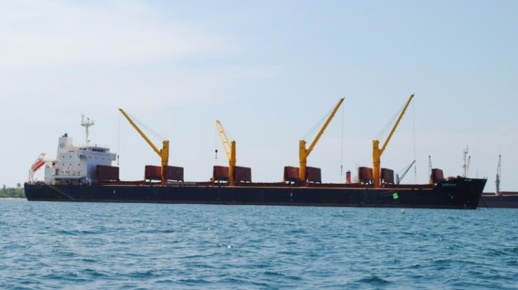 Karadeniz'de Türk bandrollü gemi battı: 7 mürettebat kayıp