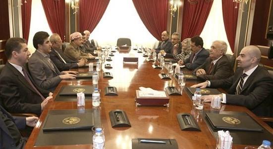 KDP ve KYB'den ortak açıklama