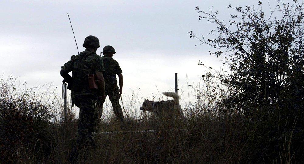 'FETÖ'den ihraç edilen memurlar sınırdan kaçmaya çalışırken yakalandı