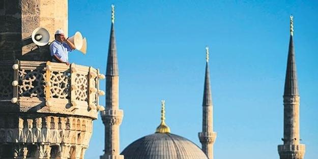İstismarın böylesi: Erdoğan'ın mitingi minarelerden anons edilecek!