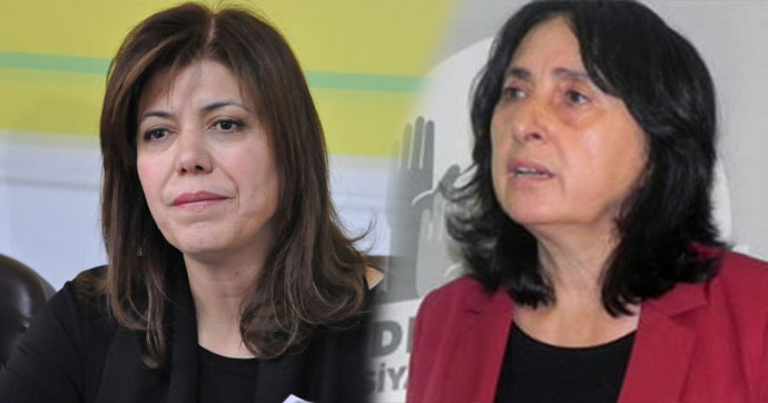İki HDP milletvekili tahliye edildi